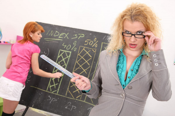 Student fisting teacher