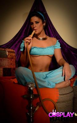 Aladin his hot princess