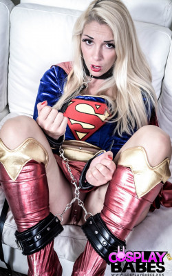 Big tits superhero fucked