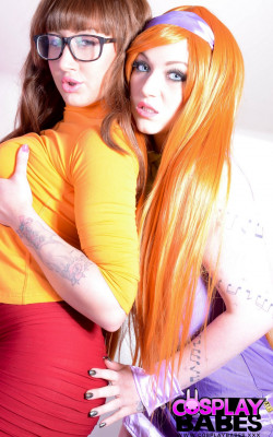 Daphne and velma sex