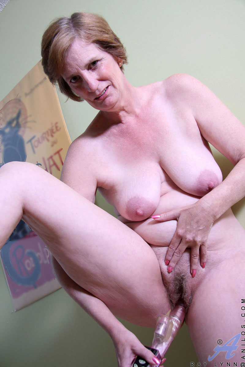 Mollige Oma Fickt